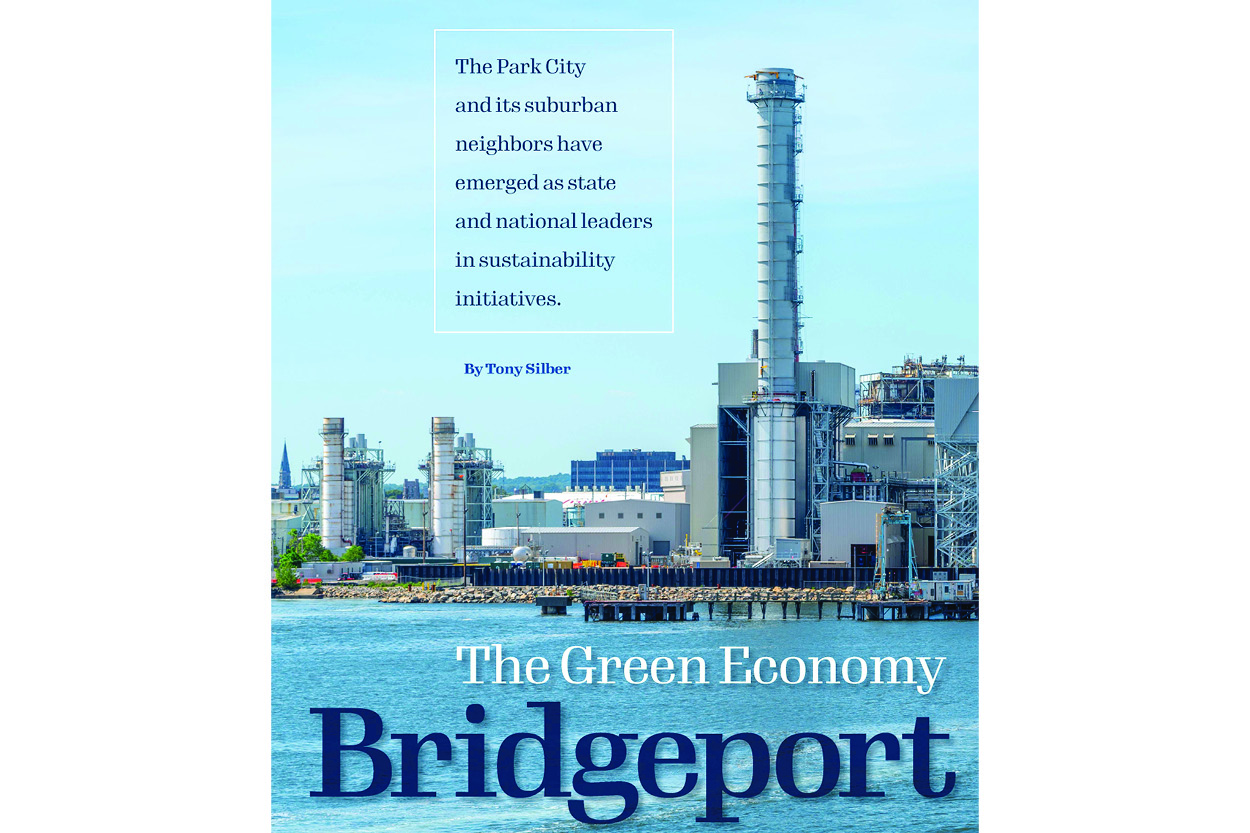 The Green Economy Transforms Bridgeport