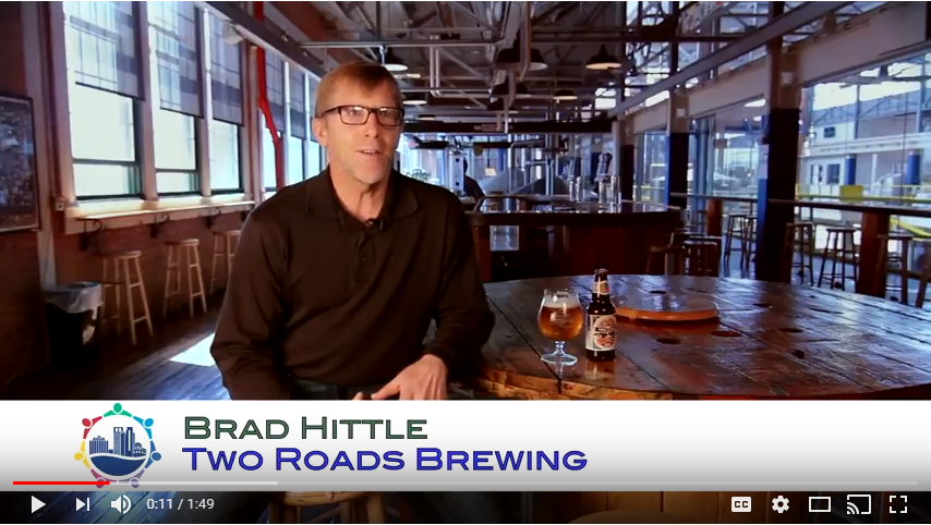 BRBC Member Spotlights - Two Roads Brewery